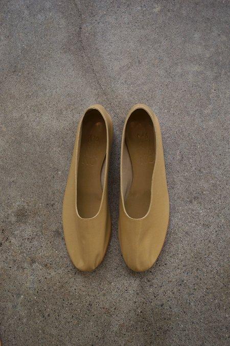 Martiniano Glove slipper  flat - Moss