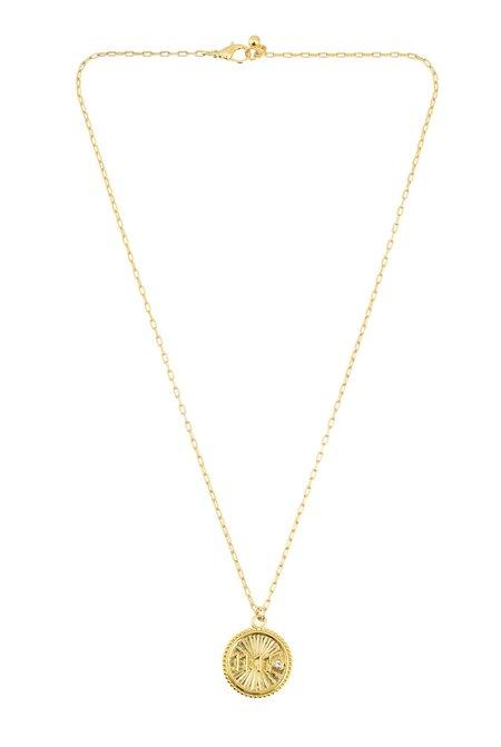 Talis Chains 11:11 Pendant Necklace - 18 carat gold