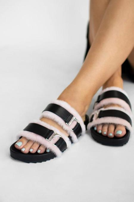 Senso DALLEY sandals - MUSK