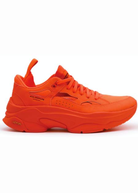 Corre Seattle Brandblack Saga 130 sneakers - Orange