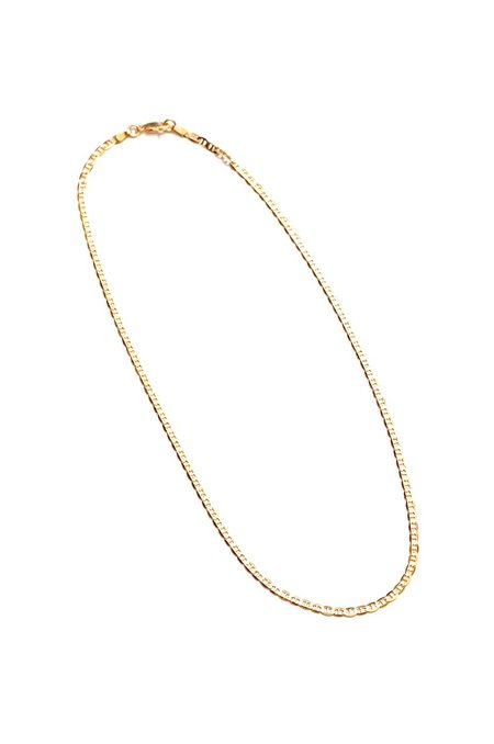 Wolf Circus Toni Necklace - Gold