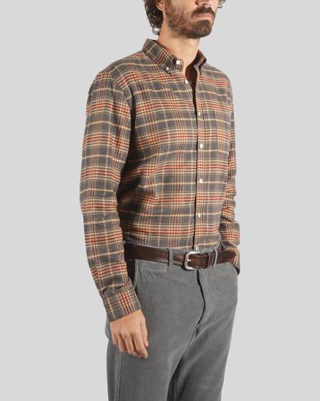 Portuguese Flannel Dogma Shirt - multi