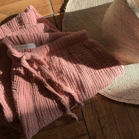 APRIL MEETS OCTOBER August Pants - Dusty Pink