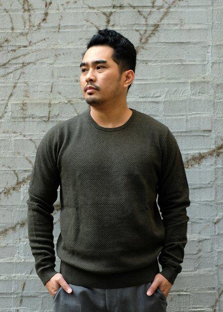 Bruun & Stengade Gasquet Cotton Silk Sweater