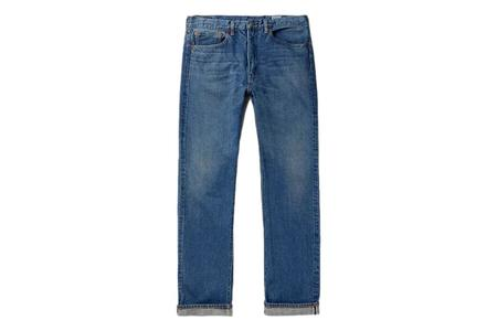 Orslow 107 Ivy Fit Selvedge Denim 2 Year Wash