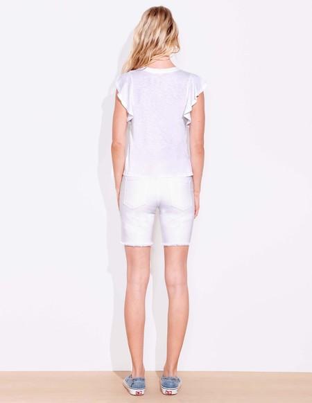 Sundry FEELIN FINE TEE - WHITE