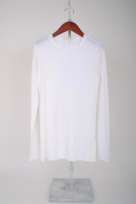 Nili Lotan Long Sleeve Shirt - Ecru