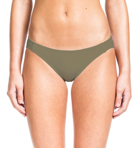 Beth Richards Naomi Bottom - Khaki LOW WAIST BOTTOM