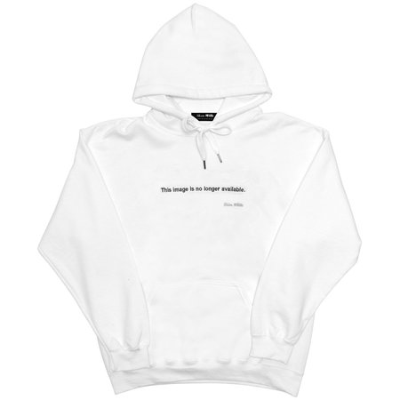 Unisex Skim Milk This image no longer exists hoodie - white