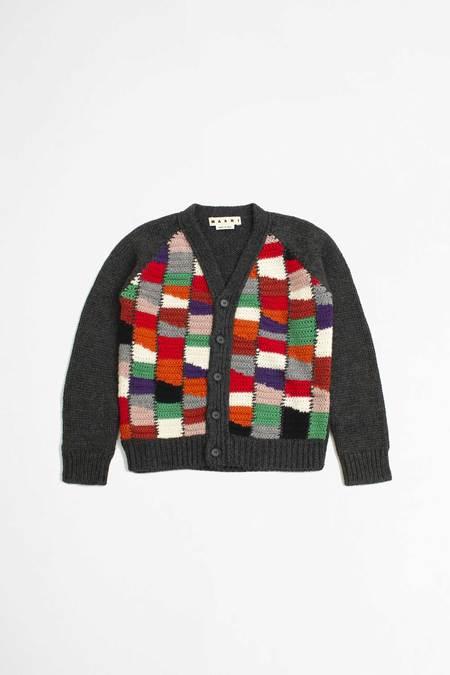 Marni V-neck Cardigan - multicolor