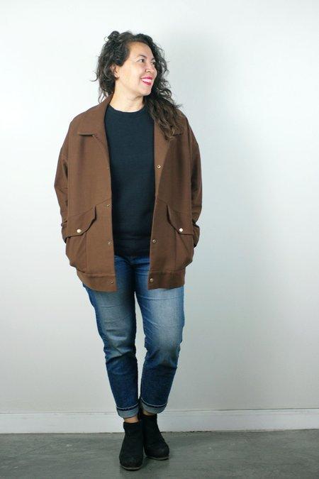 COKLUCH Elipse Jacket - Spice