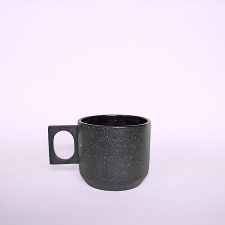 Lindsey Hampton Ad Hoc Mug — Black