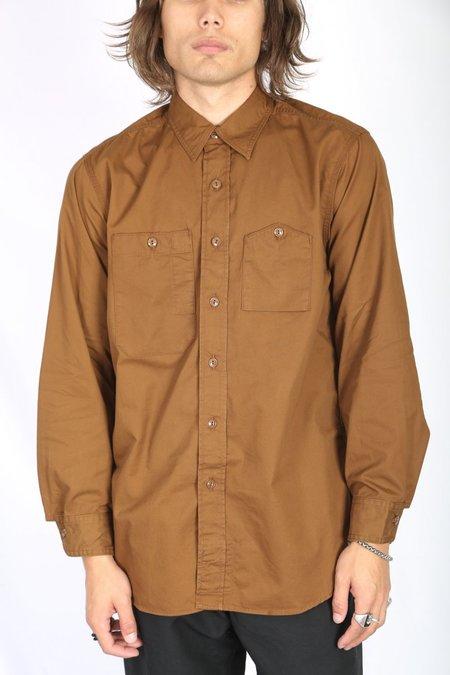 Engineered Garments Work Shirt - Brown