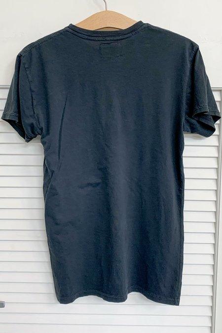 Unisex  RETROBRAND BLACK LABEL Smiley Tee - Vintage Black