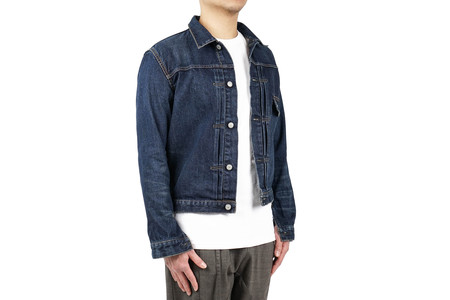 "Remi Relief 1st Denim Jacket ""Blue"""