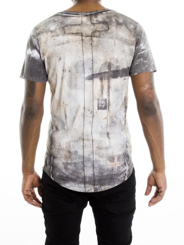 Religion Chain T-Shirt