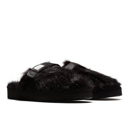UNISEX SUICOKE Zavo-2EU slippers - BLACK