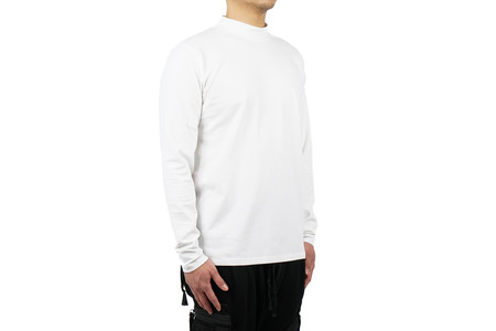 Norse Projects HARALD DRY COTTON - WHITE