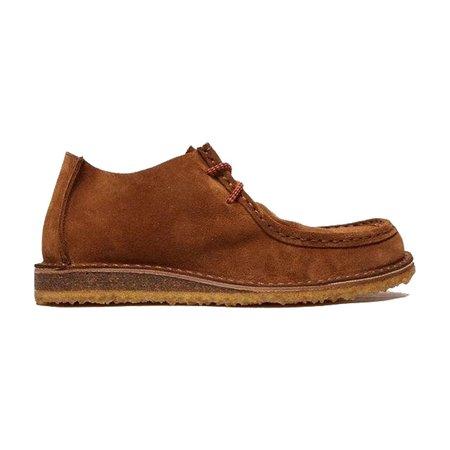 ASTORFLEX Beenflex shoe - Dark Khaki