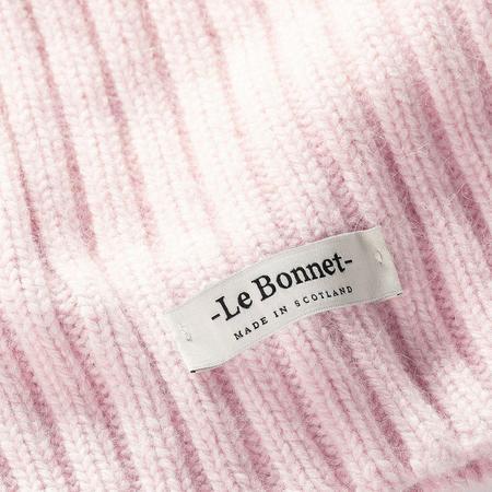 Le Bonnet LE GRAND BEANIE - BLUSH