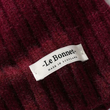 Le Bonnet LE GRAND BEANIE - WINE
