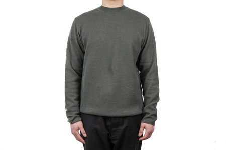 Norse Projects MATTI DOUBLE FACE - CAPITAL GREEN