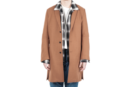 Chapter POM COAT - TAN