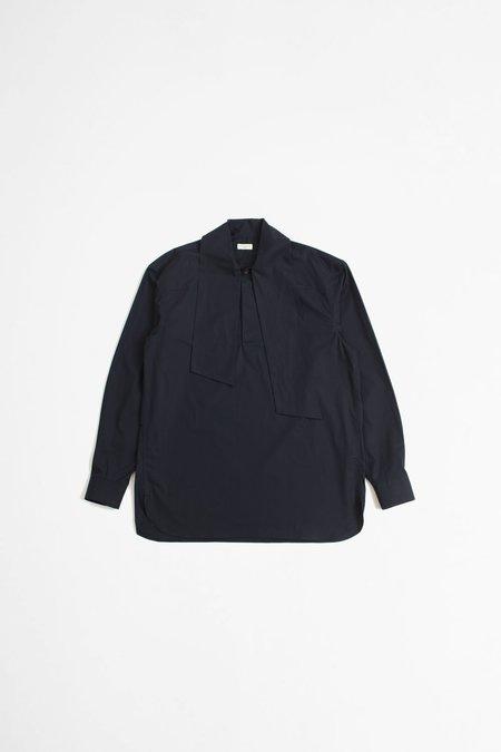 Dries Van Noten Crizz shirt - midnight blue