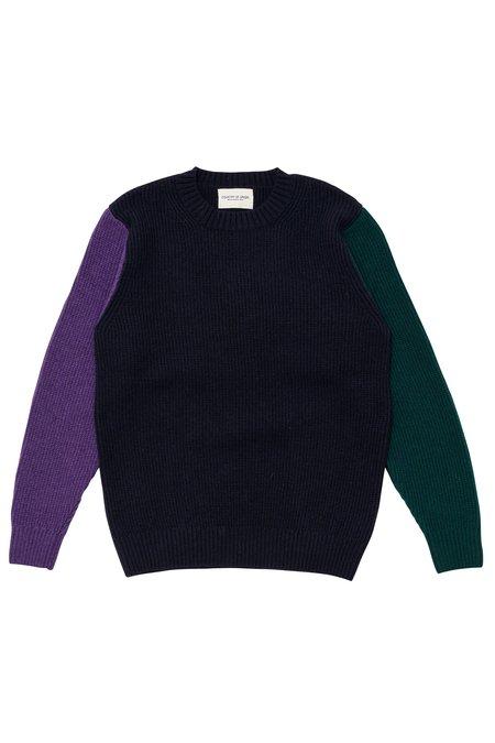 Country of Origin Tri Crew Sweater