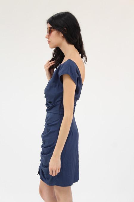 Rachel Comey Flatlanders Dress Navy