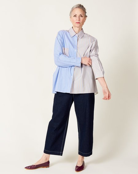 No.6 Basel Shirt - Multi Stripe