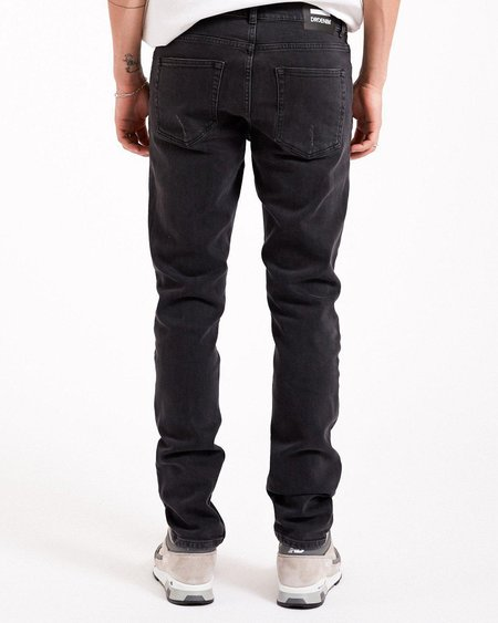 Dr. Denim Clark Jeans - Black Soot