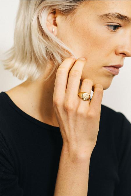 Wolf Circus Matisse Ring | Gold
