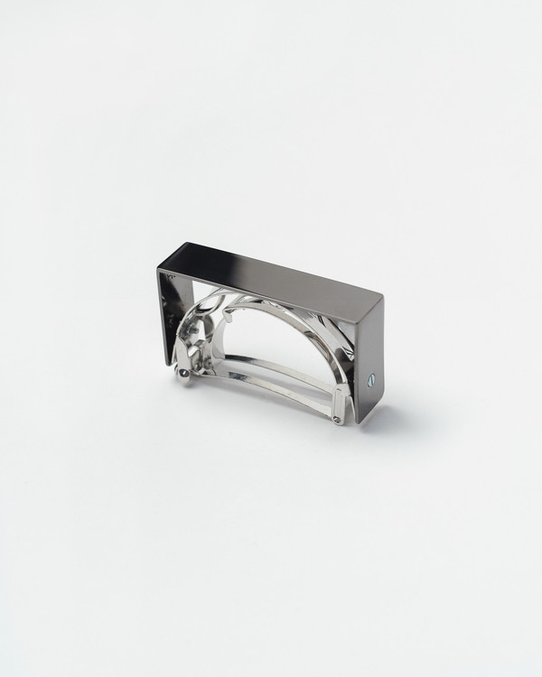 Sylvain LeHen Barrette 041 in black silver