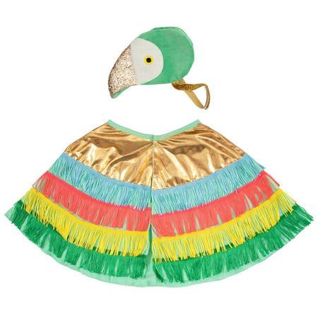 Meri Meri Parrot Costume - Multi