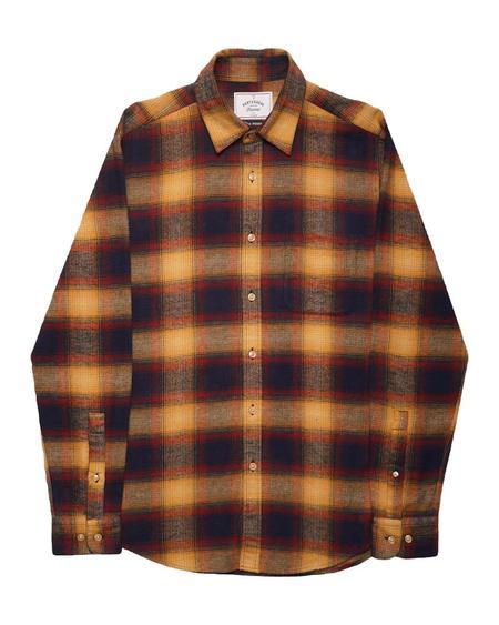 Portuguese Flannel HILL top - MULTICOLOR