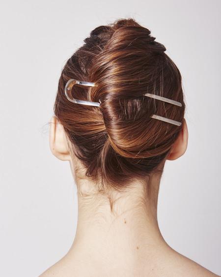 Sylvain LeHen Hairpin 014 in silver