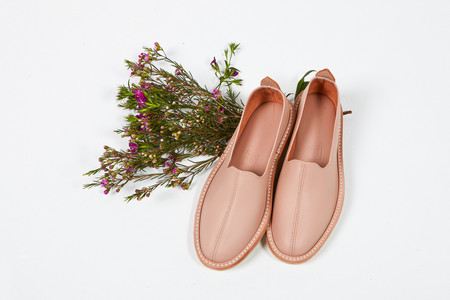 Vayarta Leather Slip On