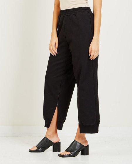 Maison Margiela Oversized Tracksuit Trousers - Black