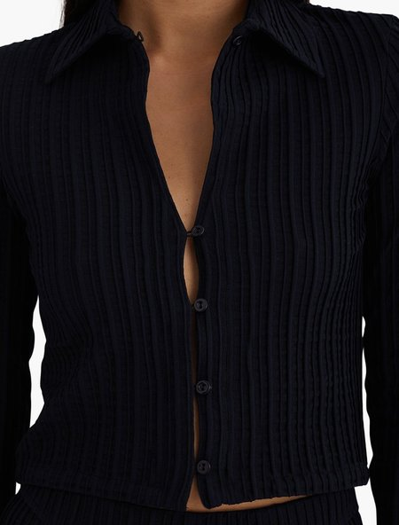 Paloma Wool Cenit Top - Dark Navy