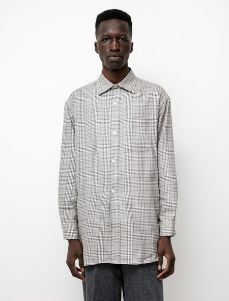 mfpen Hall Shirt - Grey Check