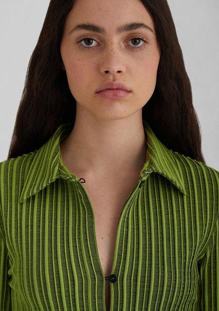 Paloma Wool Cenit TOP - Green