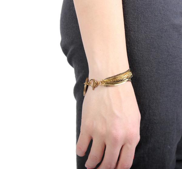 Ax + Apple Dakota Bracelet