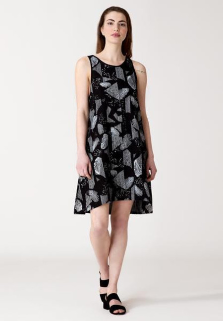 Make It Good Canopy Trapeze Dress