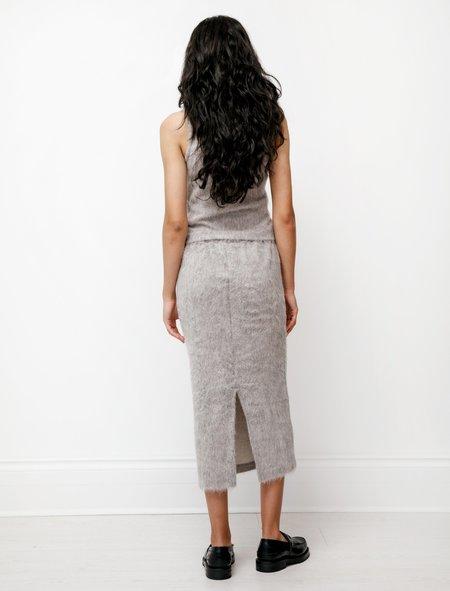 Our Legacy Tube Skirt - Grey