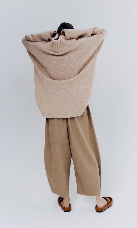 Mónica Cordera Curved Leg Pant - Nomad