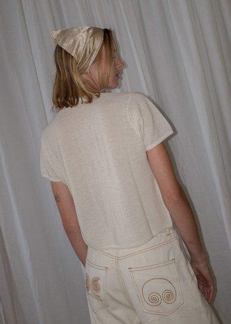 Ajaie Alaie Winter T-shirt - Undyed