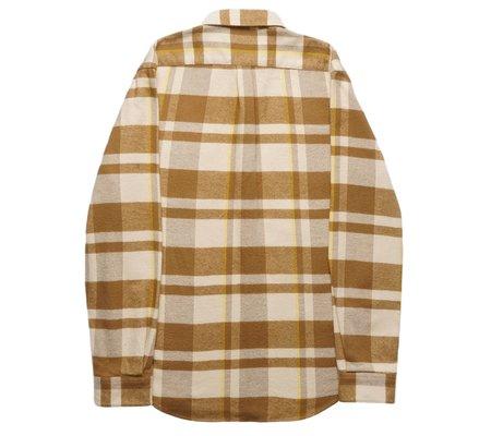 Portuguese Flannel Bonefire Flannel Shirt - Camel