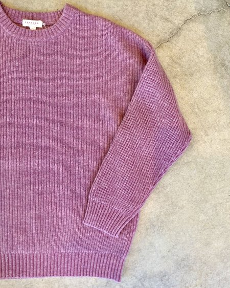 Demy Lee Donnie Sweater - Heather Pink