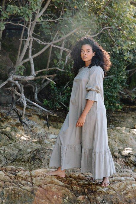 Little Tienda Meadow Wren dress - Sage